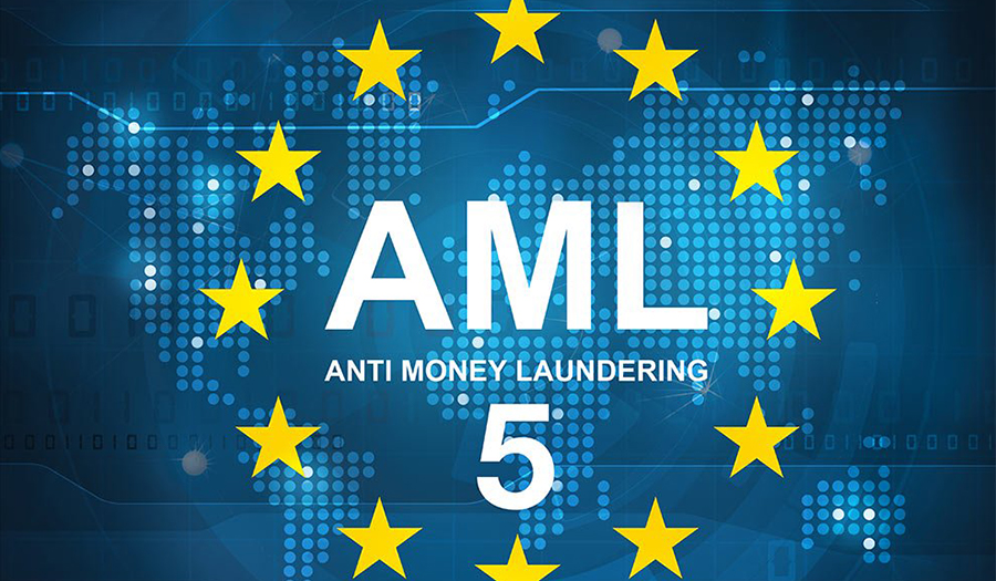 AMLD5 anti money laundering directive five